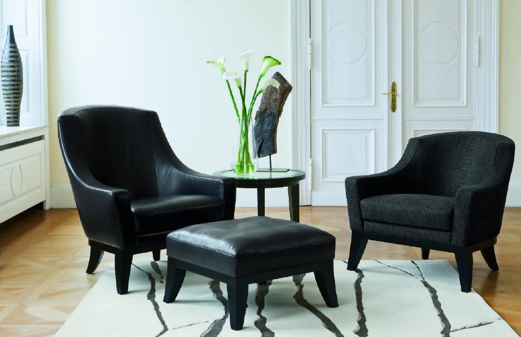 Op en top relaxen in een fauteuil van kooijman interieurs - Moderne fauteuils ...