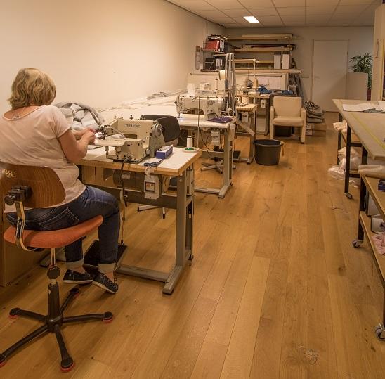Gordijn atelier kooijman