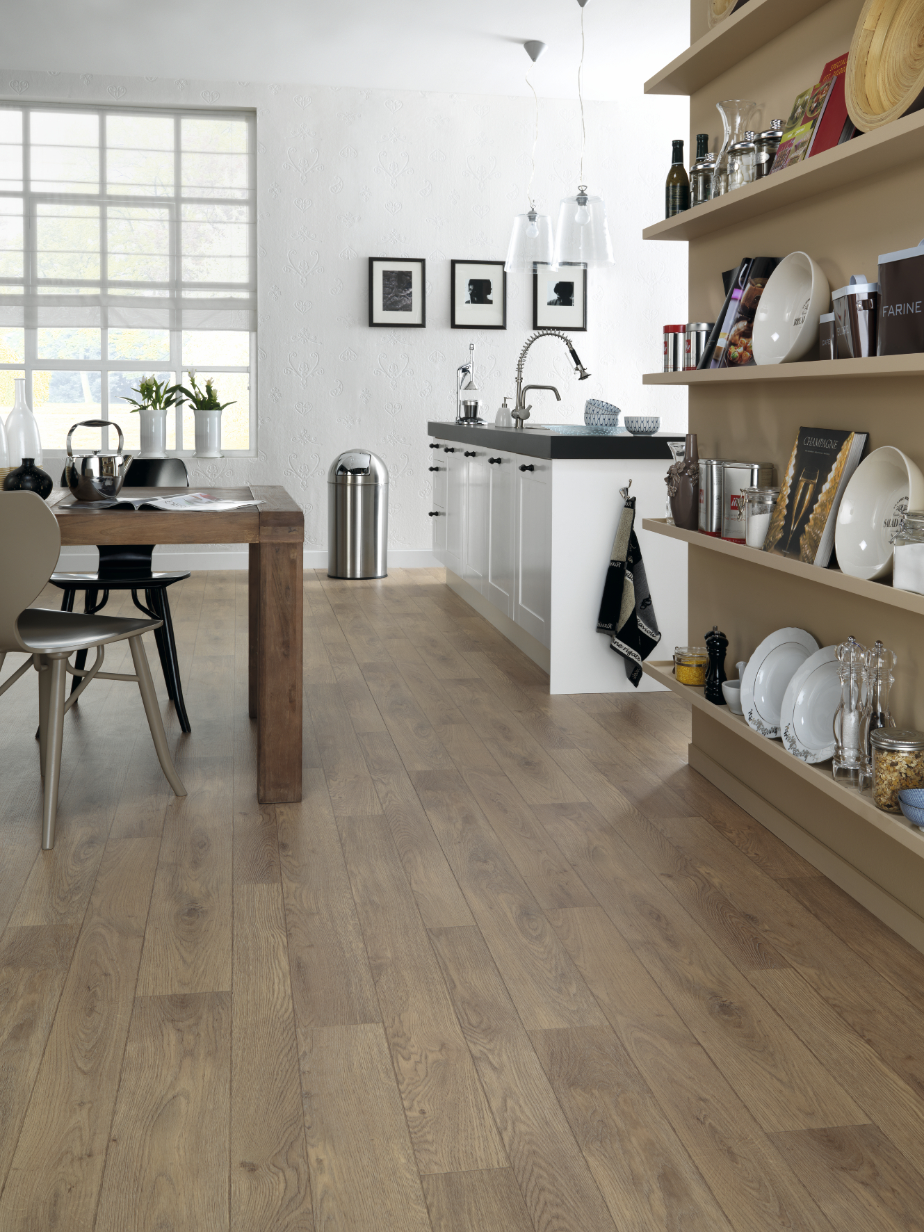 vinyl vloer weinig onderhoud veel gemak en woonplezier