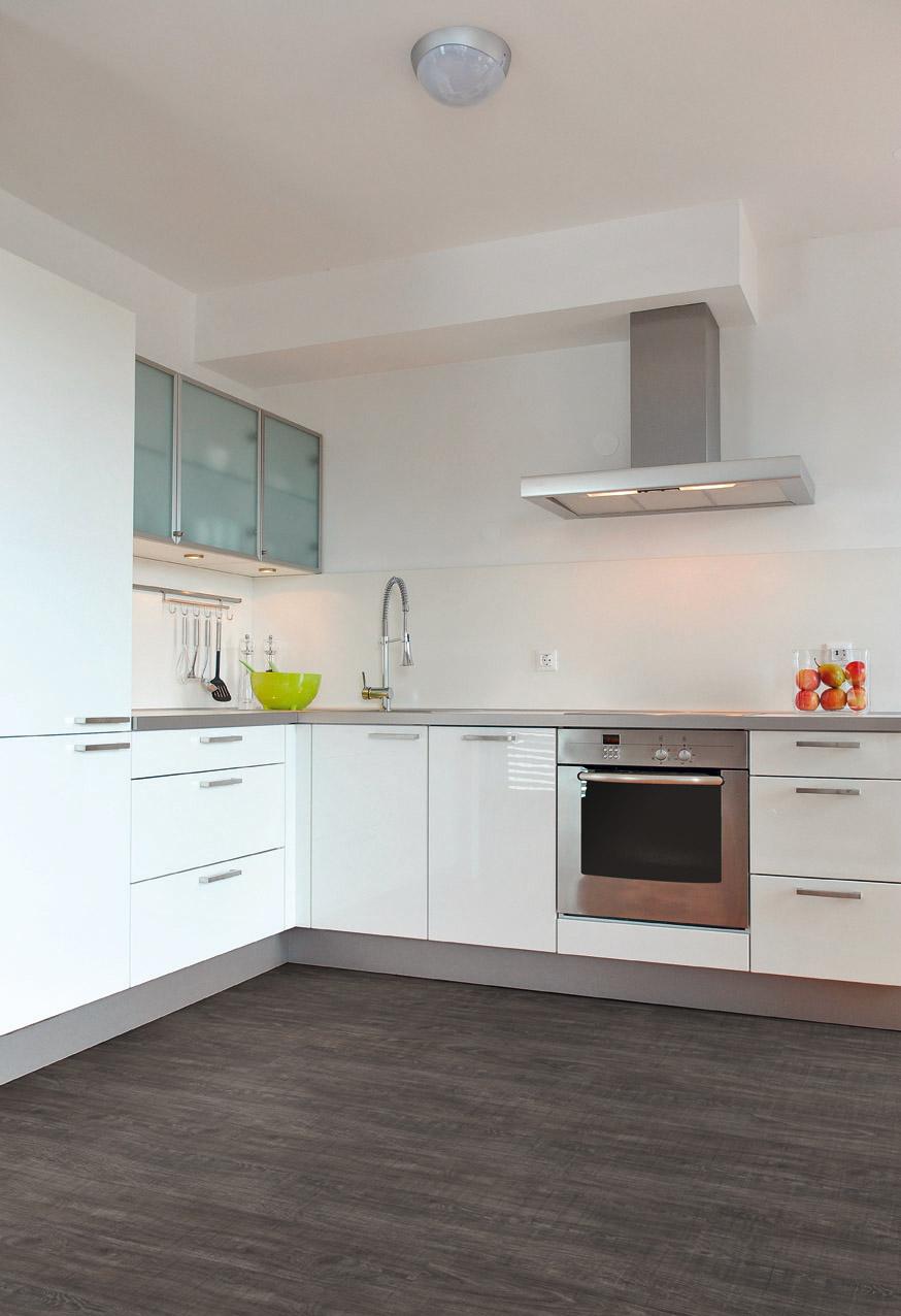 Pvc vloeren specialist kooijman helpt u aan een pvc vloer - Vinyl vloer voor keuken ...