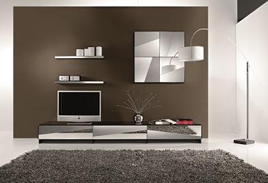 Vloerkleden voegen sfeer en kleur toe aan uw interieur - Mobili salotto bassi ...