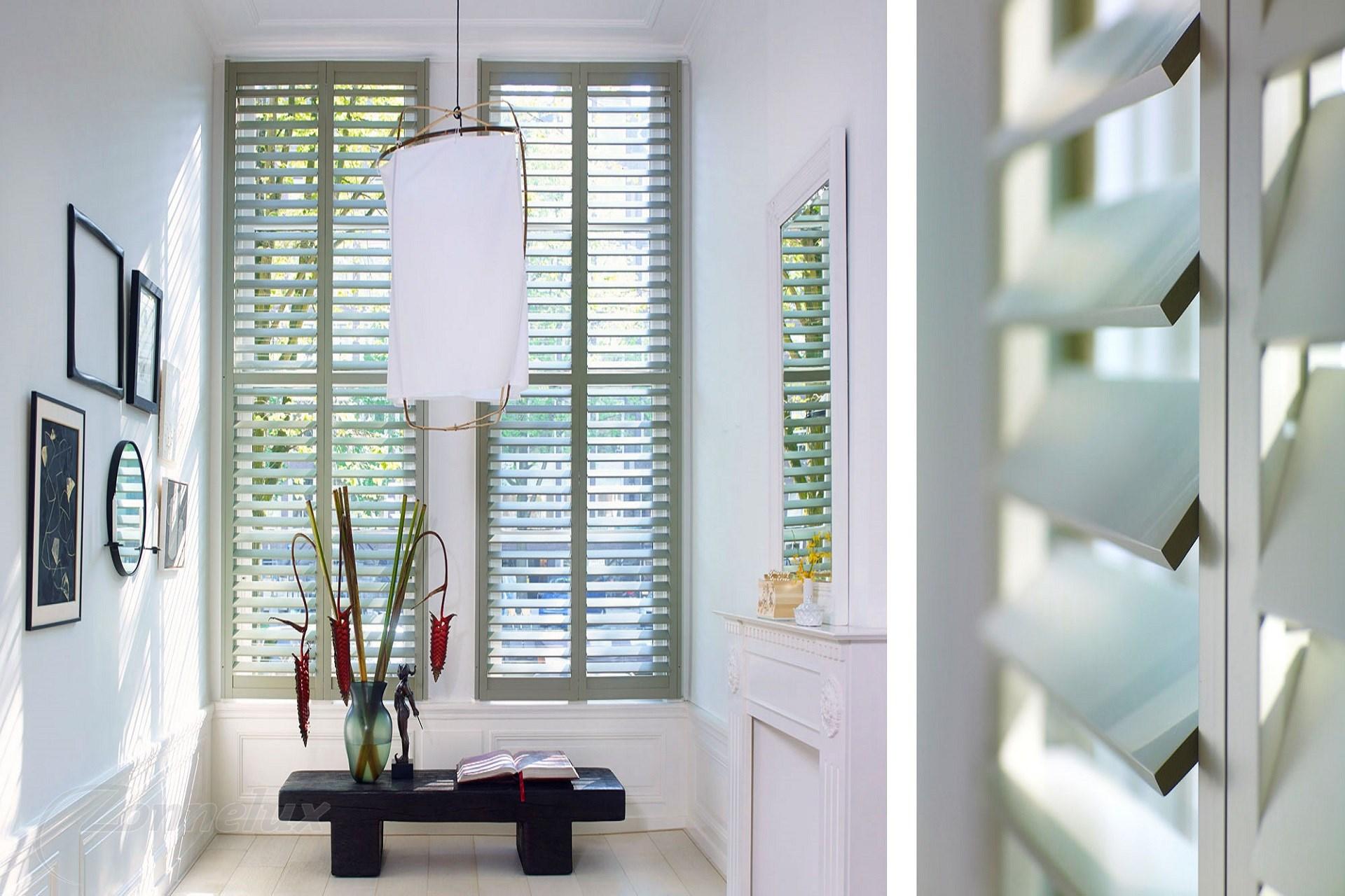 shutters raamdecoratie de sfeermaker voor uw woning