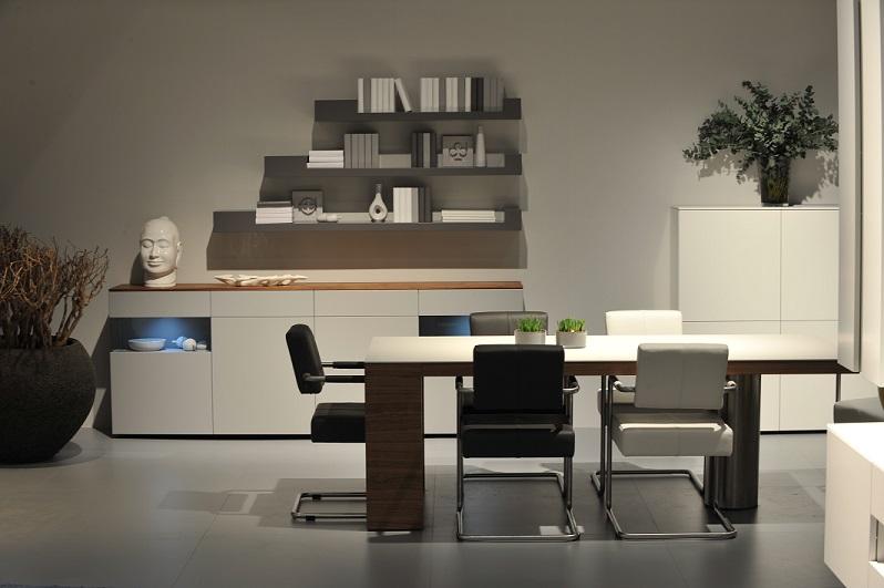 Moderne woonkamer meubels voor een elegant interieur for Interieur woonkamer modern