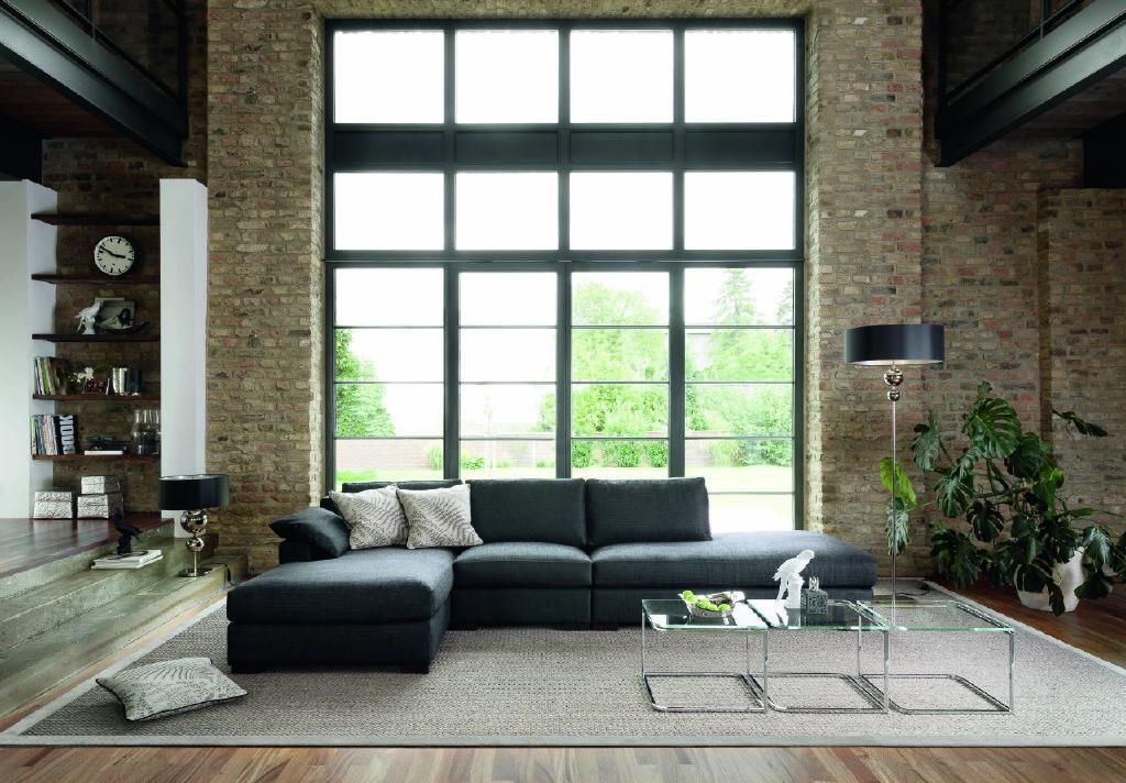 Moderne woonkamer meubels voor een elegant interieur - Interieur inrichting moderne woonkamer ...