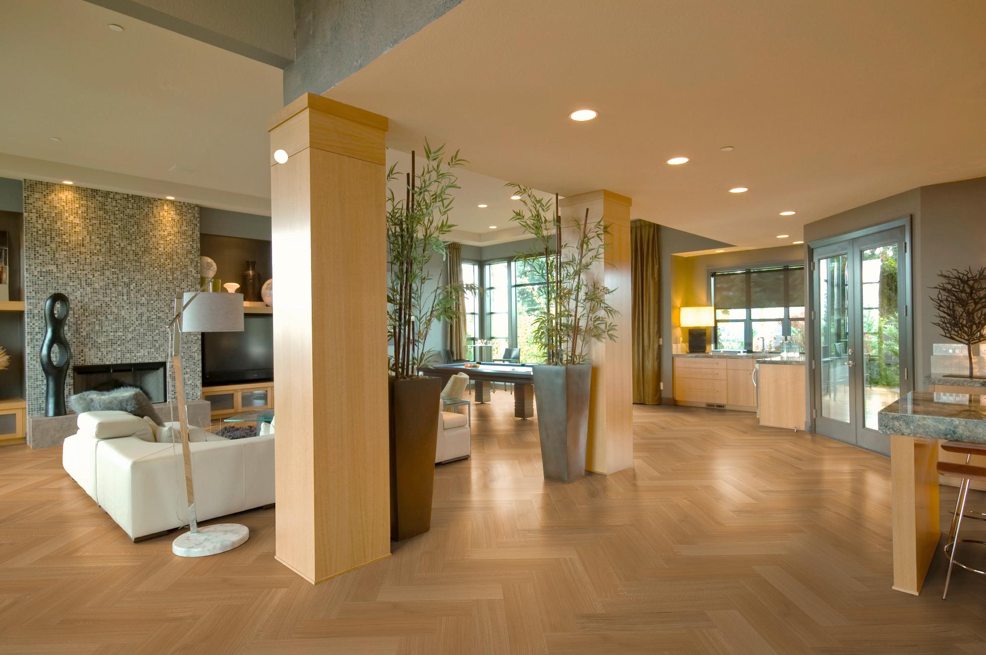 Moderne Houten Vloeren : Een houten vloer maakt van ieder huis een prachtig paleis