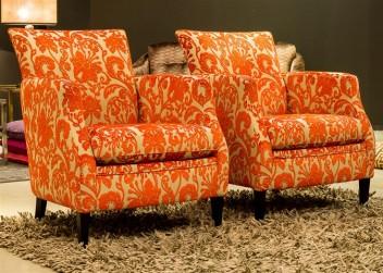 Stoel Bekleden Stof : Nieuwe gestoffeerde stoel kopen of een stoel stofferen?
