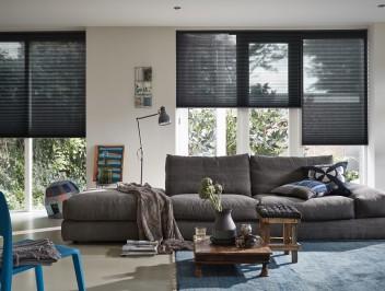 Plisse Gordijn Grijs : Plise gordijn plisse gordijn grijs huis ramen gordijnen