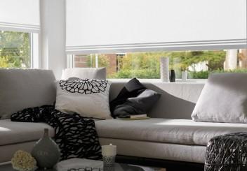 Sfeervolle raamdecoratie voor al uw ramen bij kooijman interieurs