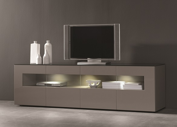 Moderne woonkamer meubels voor een elegant interieur for Tv meubel design