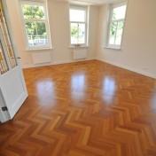 aanhold houten vloer